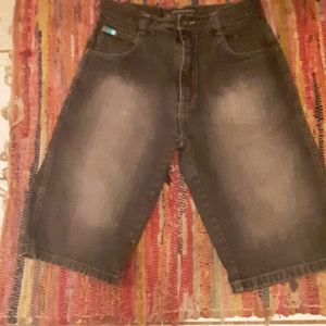 EUC MENS SOUTHPOLE DENIM JEAN SHORTS SIZE 20